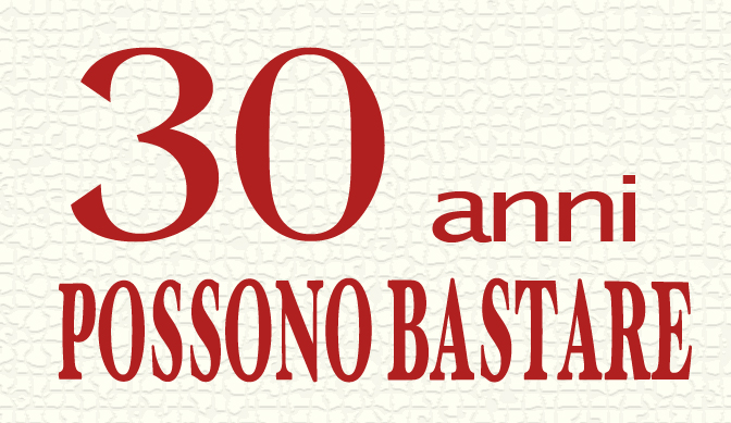 Famoso Frasi Auguri 30 Anni | Betty Beard Blog BA97